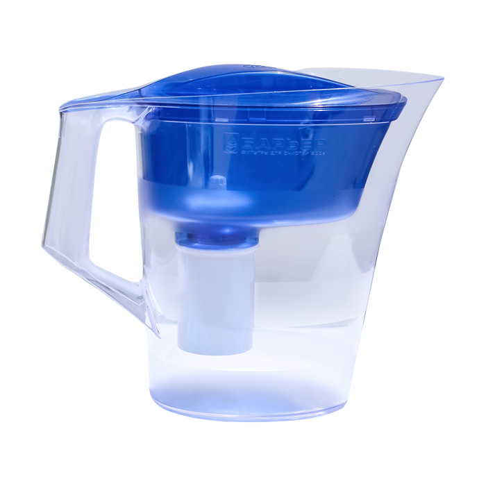 New Wave Barrier Twist Filter Pitcher