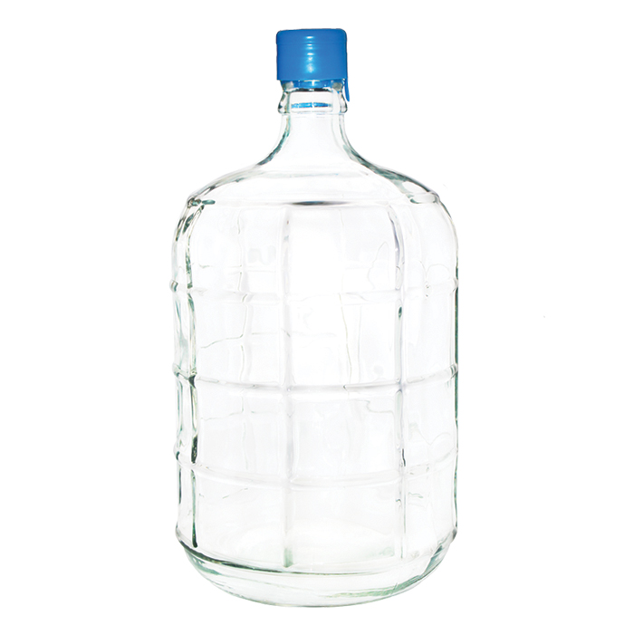 Italian Style Glass Bottles